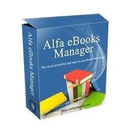 Alfa Ebooks Manager Pro Crack 8.4.64.1 (Latest Version) Download 2021